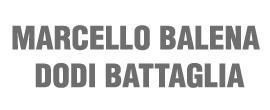 MARCELLO BALENA - DODI BATTAGLIA