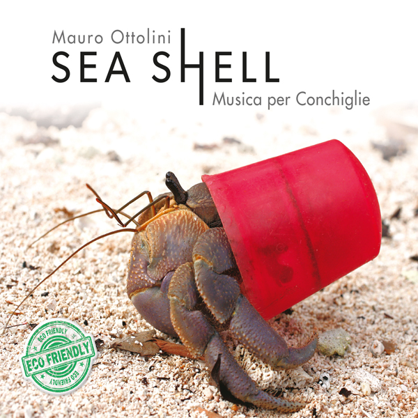 SEA SHELL Musica per conchiglie - CD