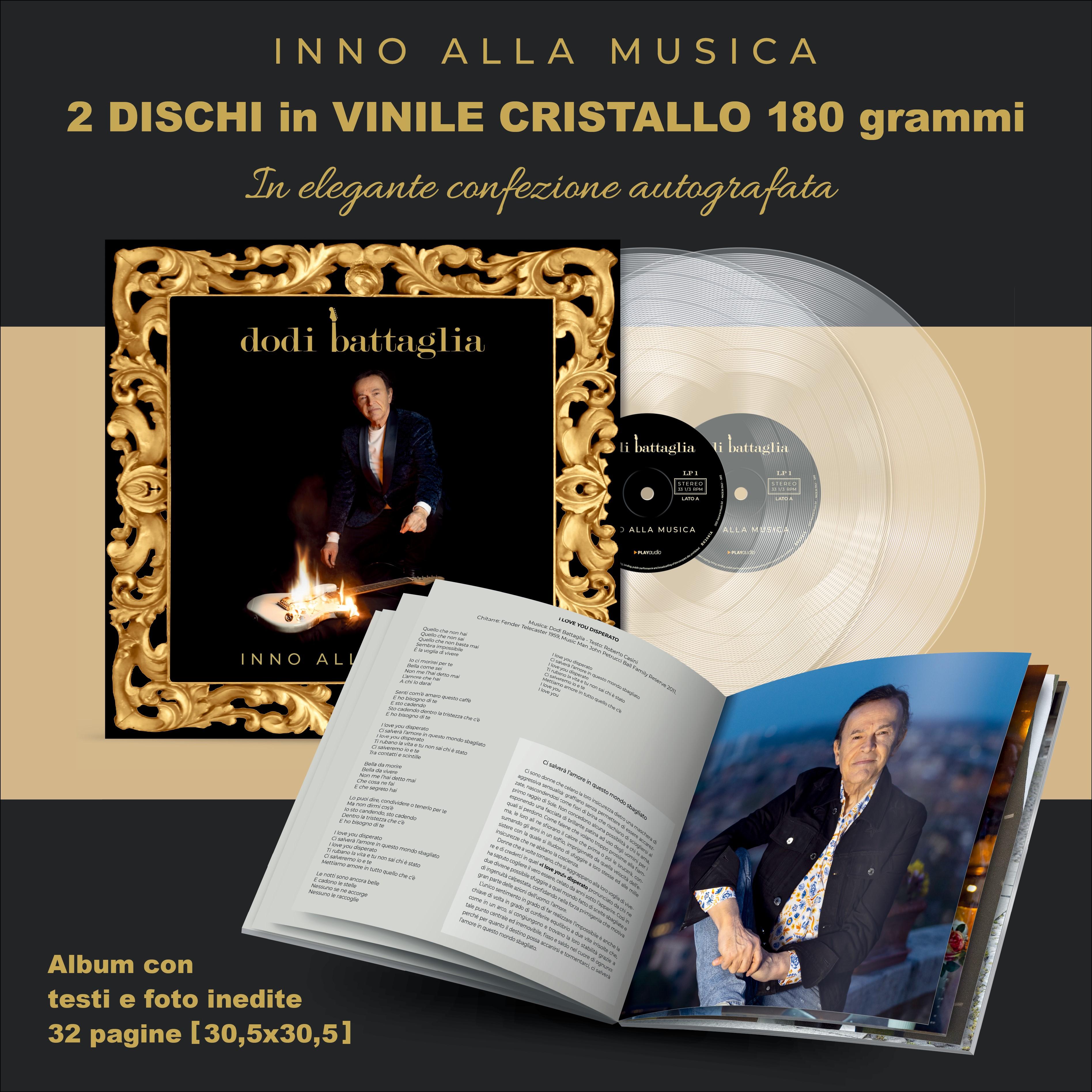 DOPPIO VINILE - INNO ALLA MUSICA